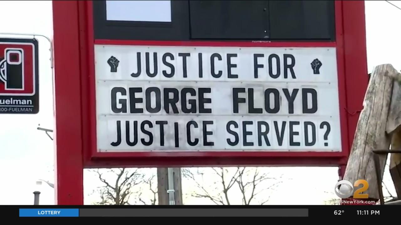 Activists Say Fight Doesn't End With Derek Chauvin's Guilty Verdict In George Floyd's Death