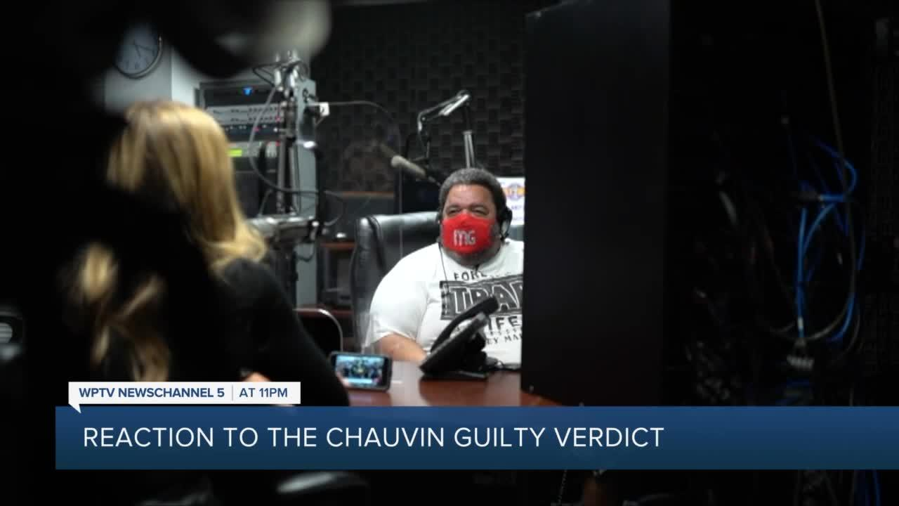 South Florida leaders, lawmakers chime in on Derek Chauvin verdict
