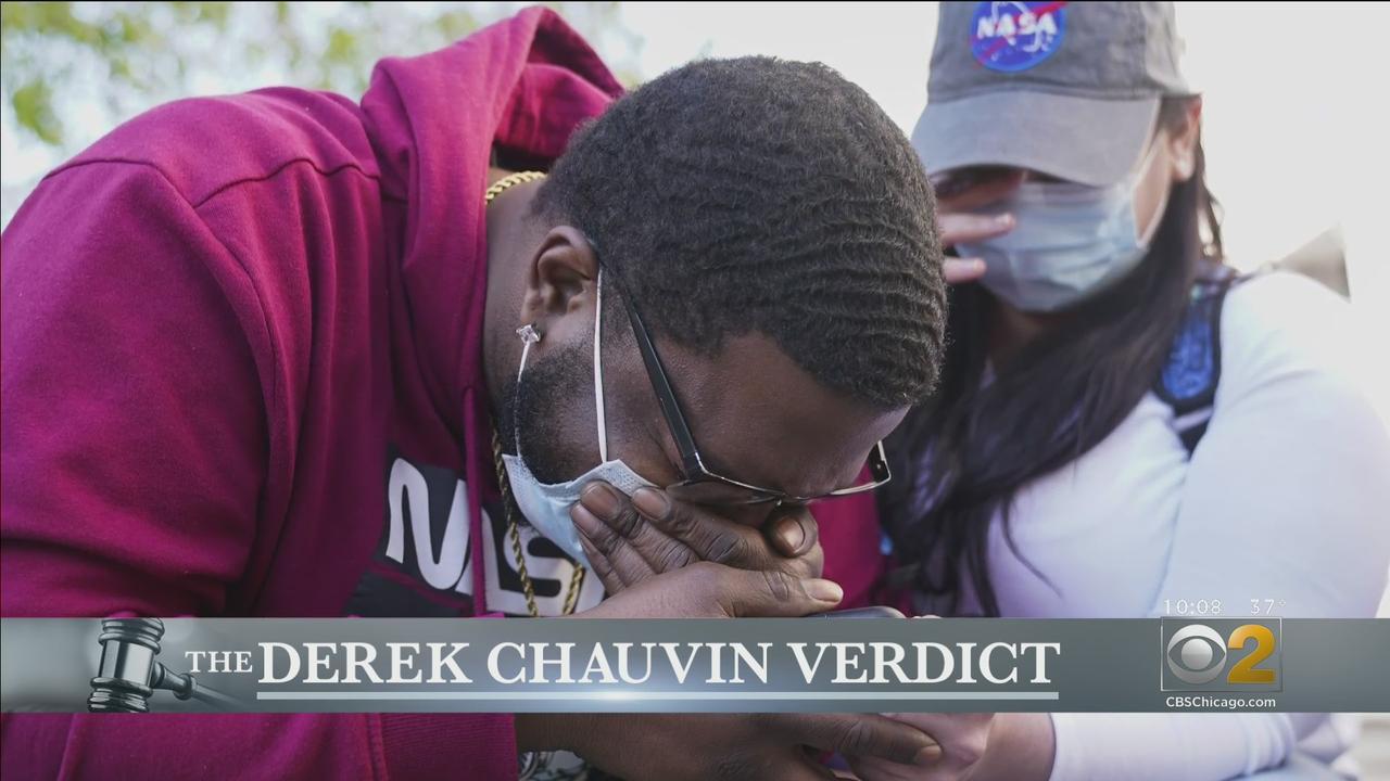 The Derek Chauvin Verdict: Some Heartfelt Moments