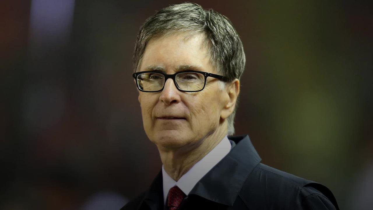 Liverpool owner apologises over Super League involvement