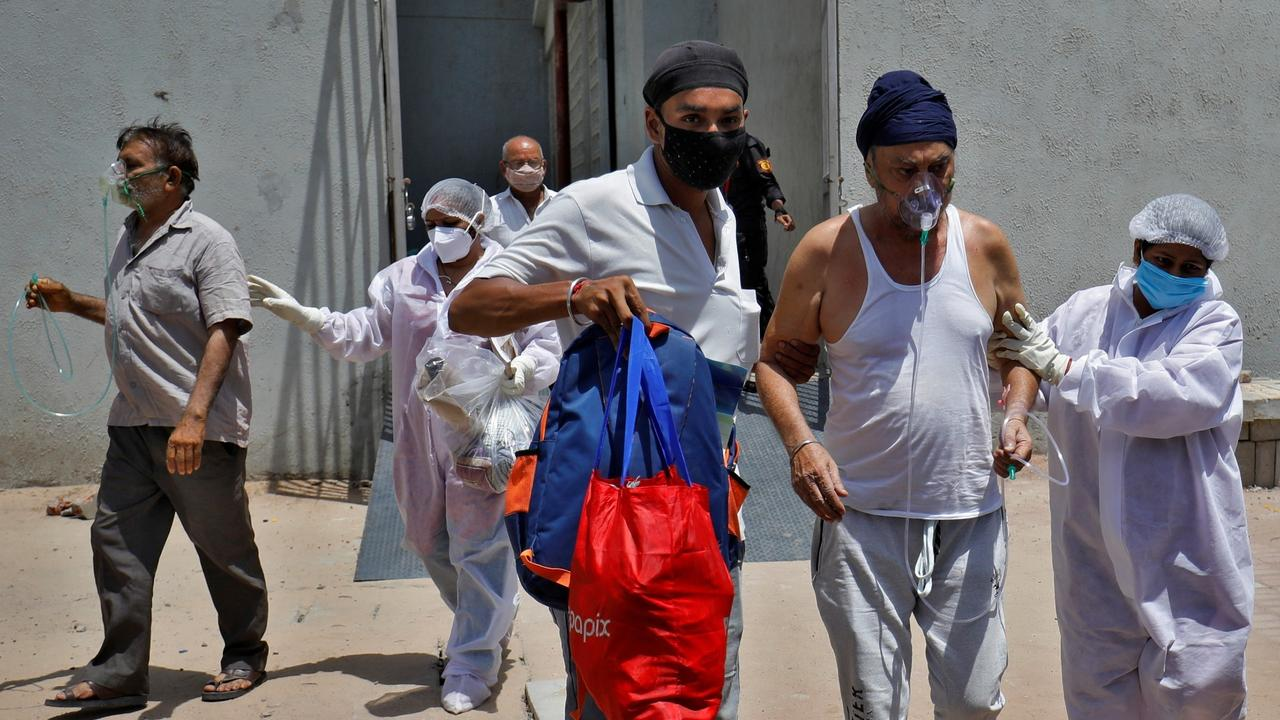 Many COVID patients die in India after oxygen supply disrupted