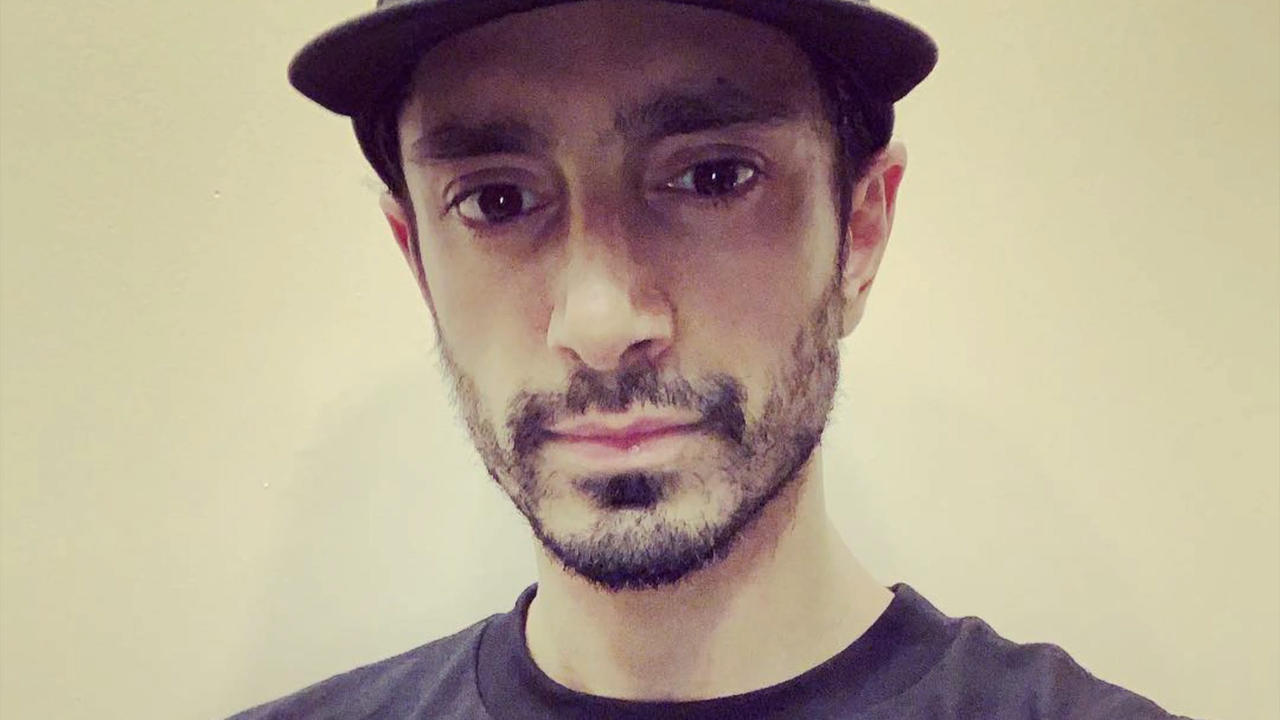 Riz Ahmed proposed during Scrabble game