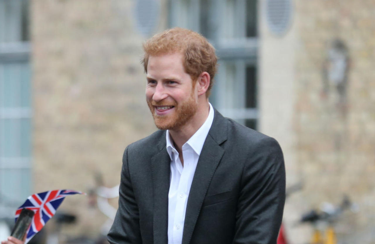 Prince Harry returns to US