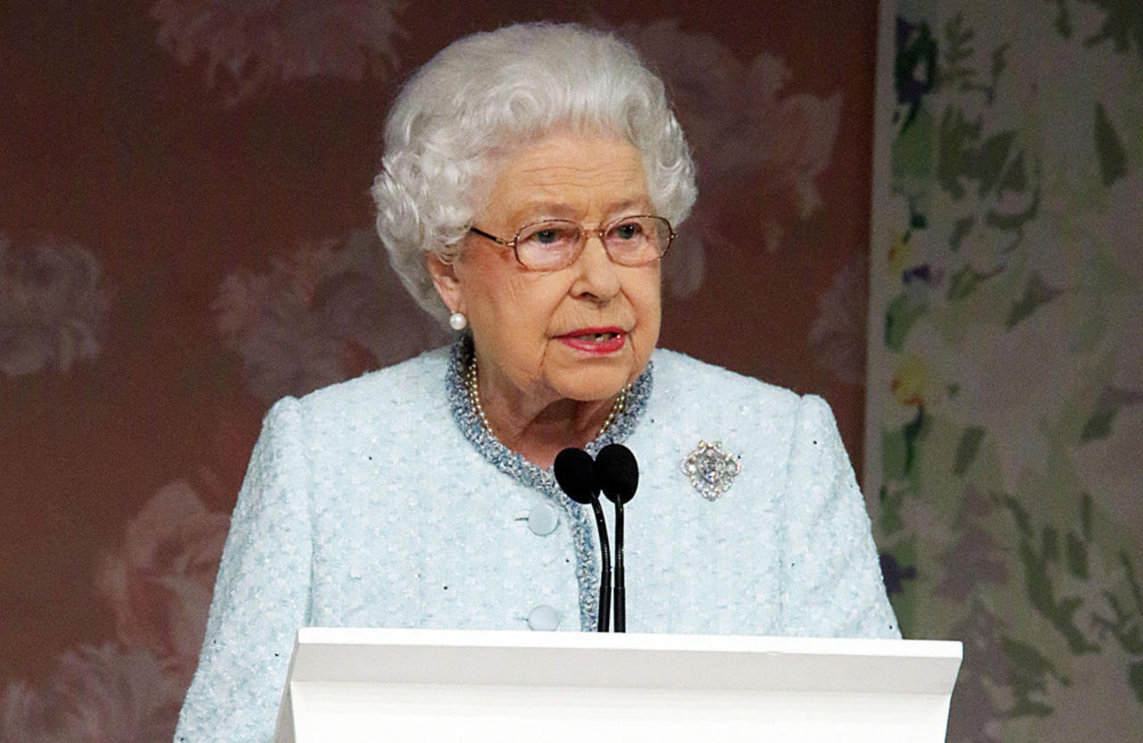 Queen Elizabeth thanks public for Prince Philip tributes in message to mark her 95th birthday