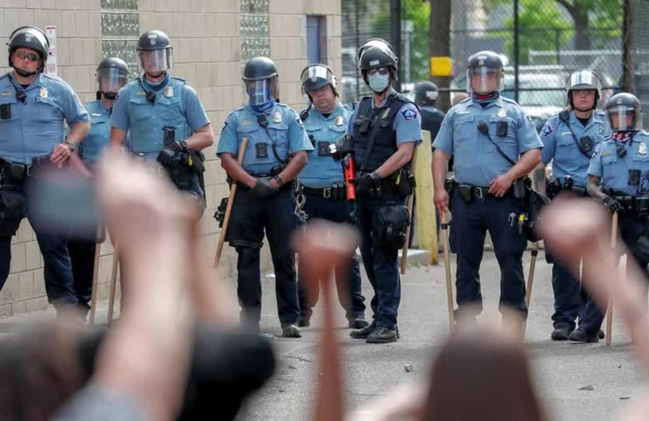 DOJ to investigate Minneapolis police