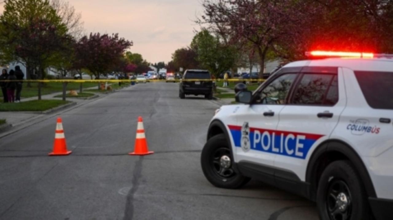 Bodycam footage shows Ohio police shooting black girl