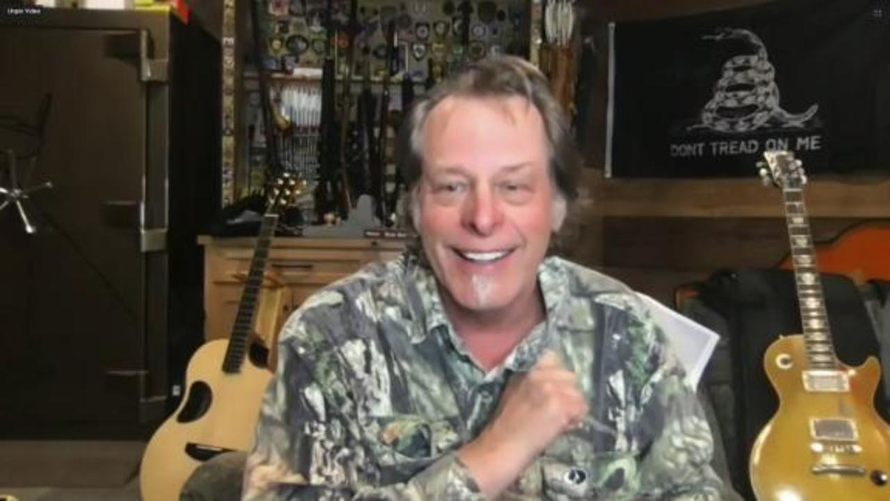 Ted Nugent contracts Covid-19 after saying 'it's not a real pandemic'