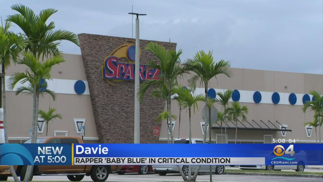 South Florida Rapper Baby Blue In Critical Condition Following Attempted Robbery Shooting In Davie