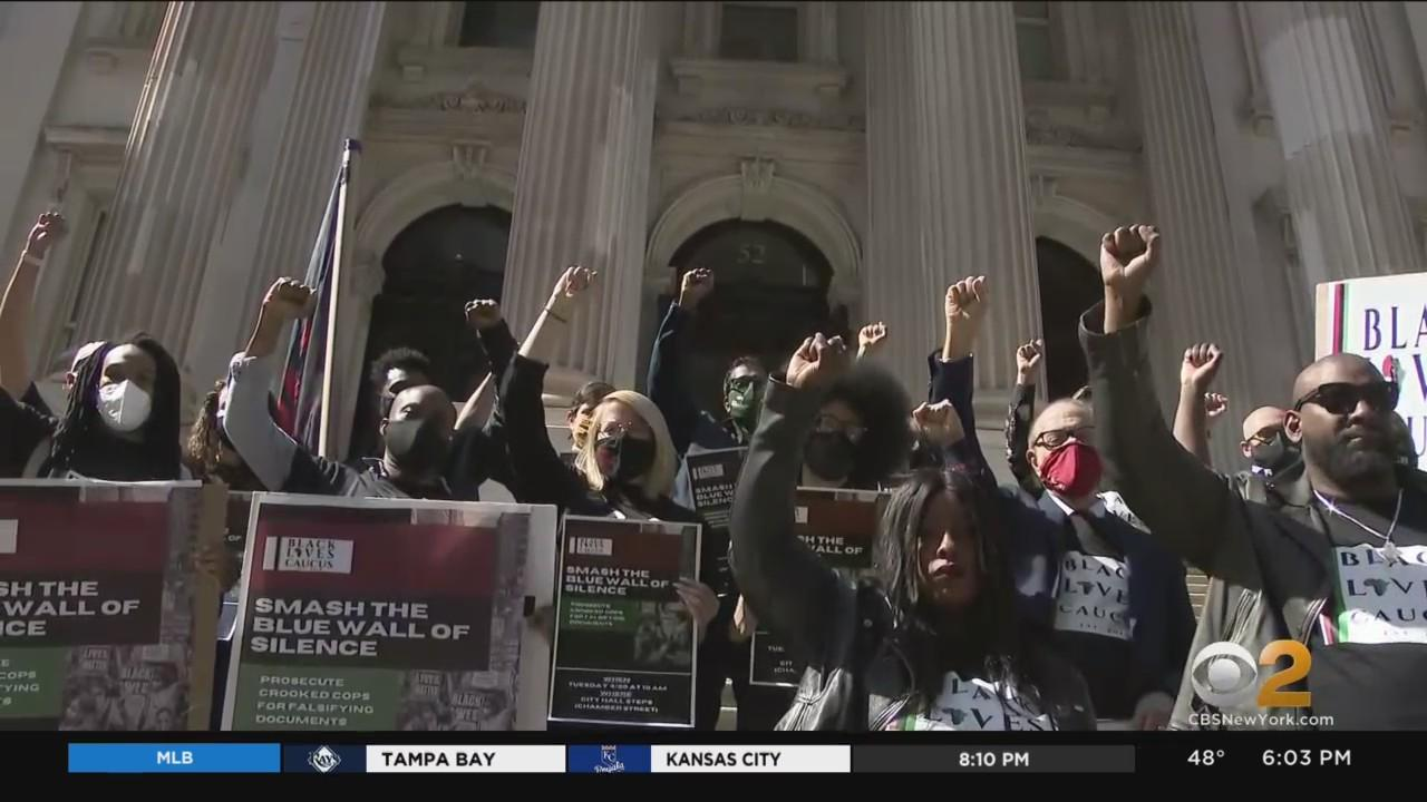 Activists Pushing For Bill Requiring Police Officers To Keep Each Other Accountable