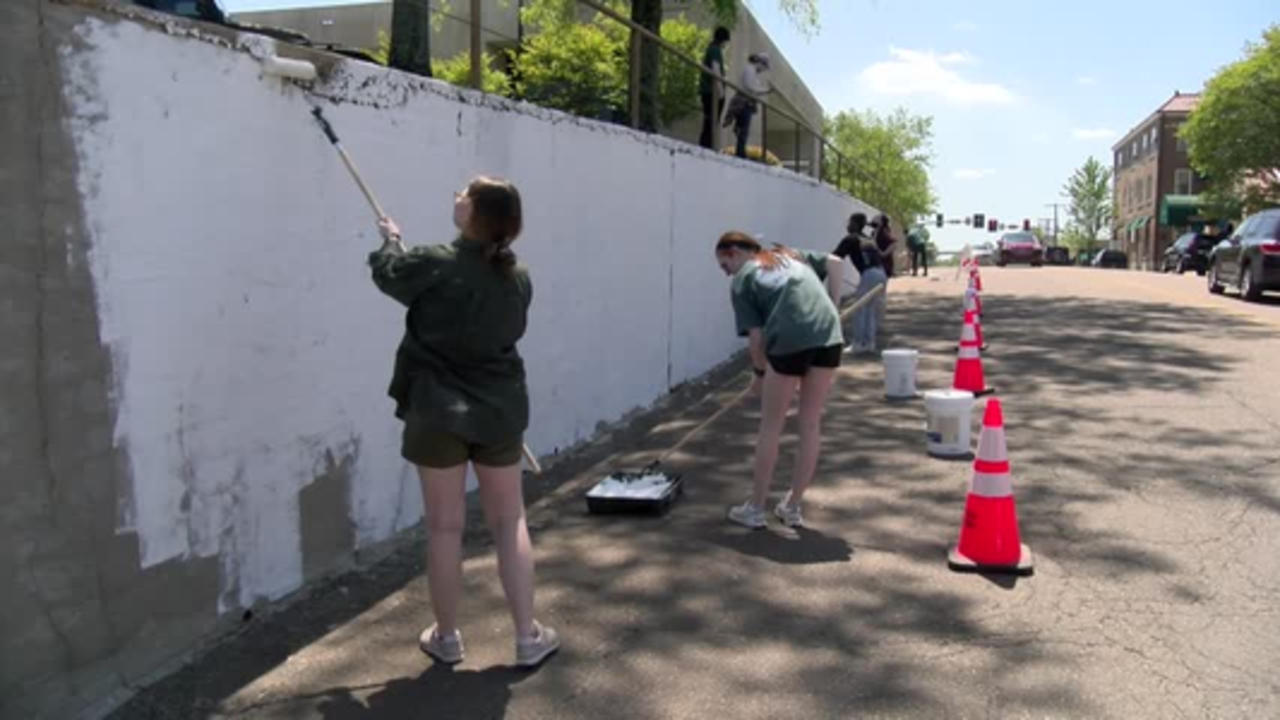 Starkville looks to add mural on N Jackson St