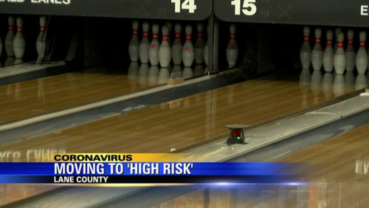 Community reacts to Lane County's move back to high risk