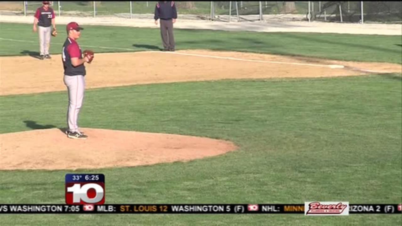 Zentko loses nearly 100 pounds for baseball season