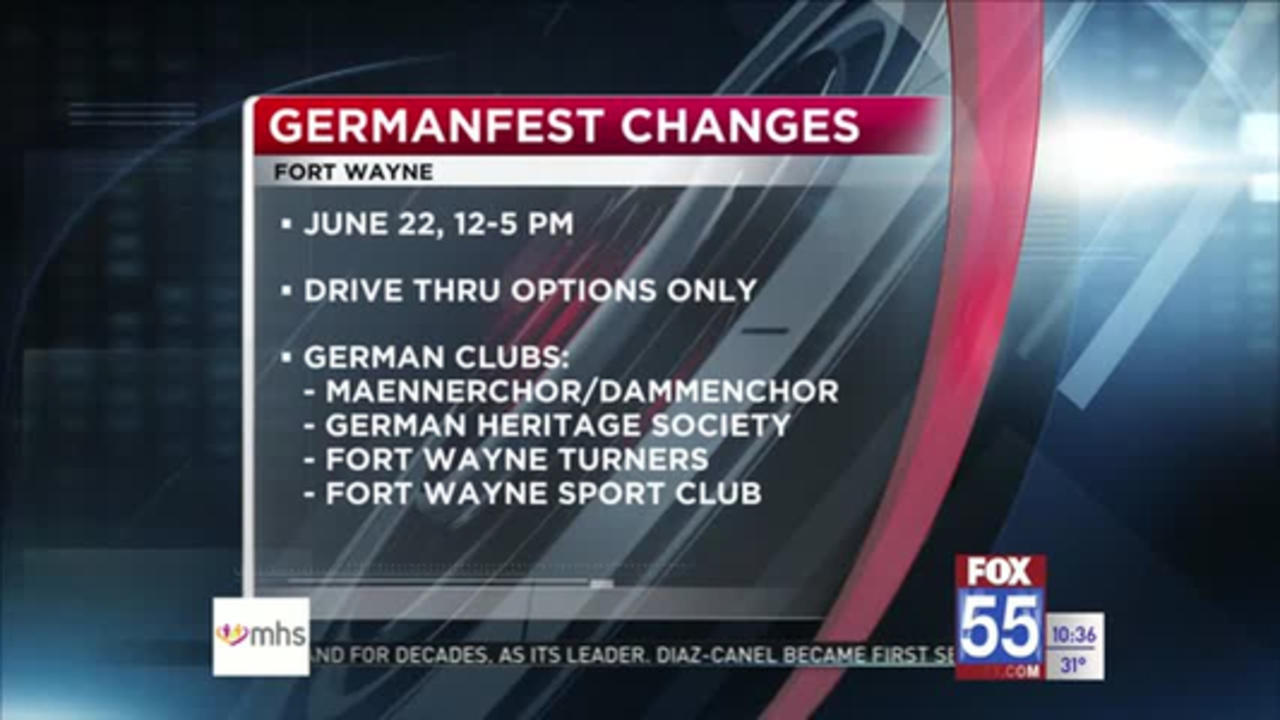 Fort Wayne's Germanfest switches to drive-thru event instead of traditional festival