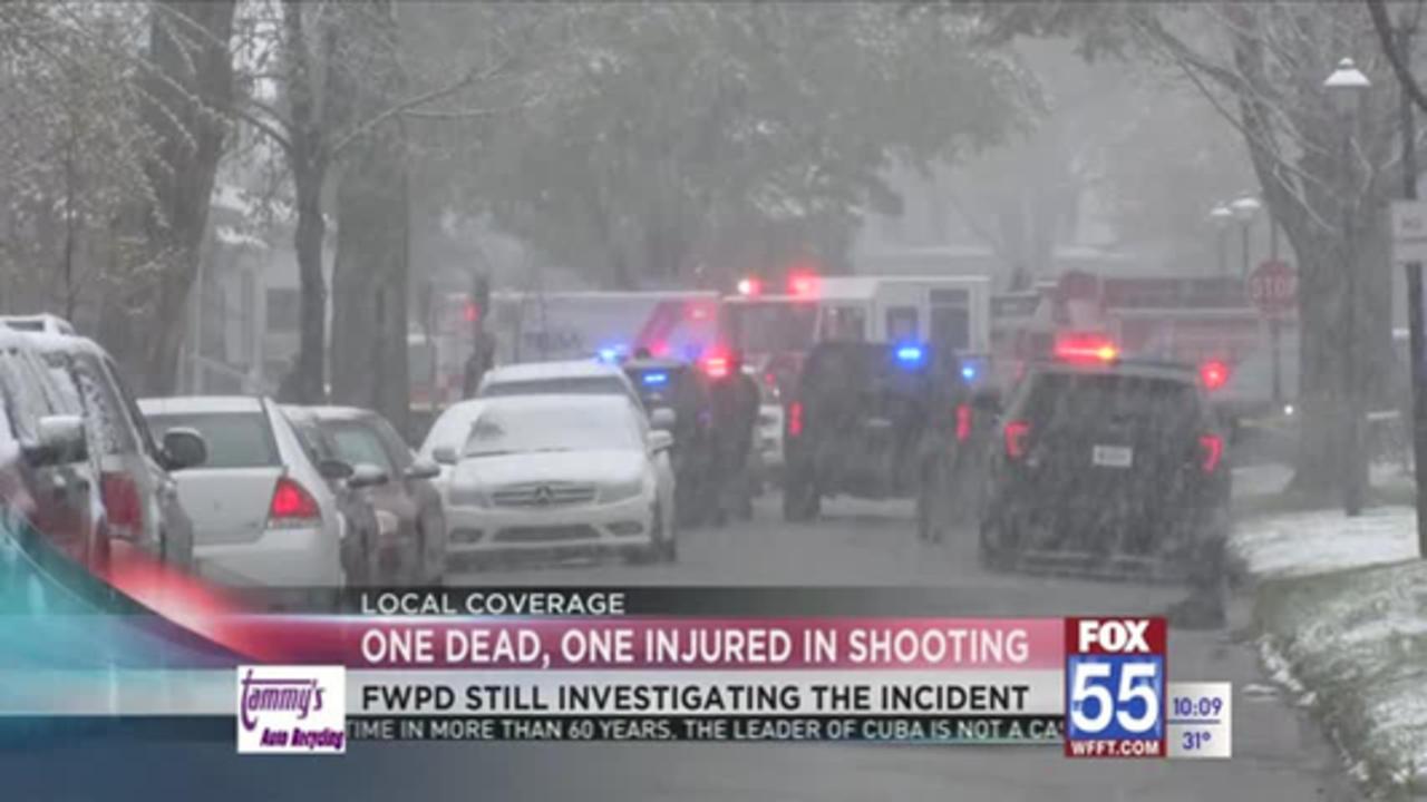 Fort Wayne police: 1 woman dead, 1 injured in 3rd Street shooting