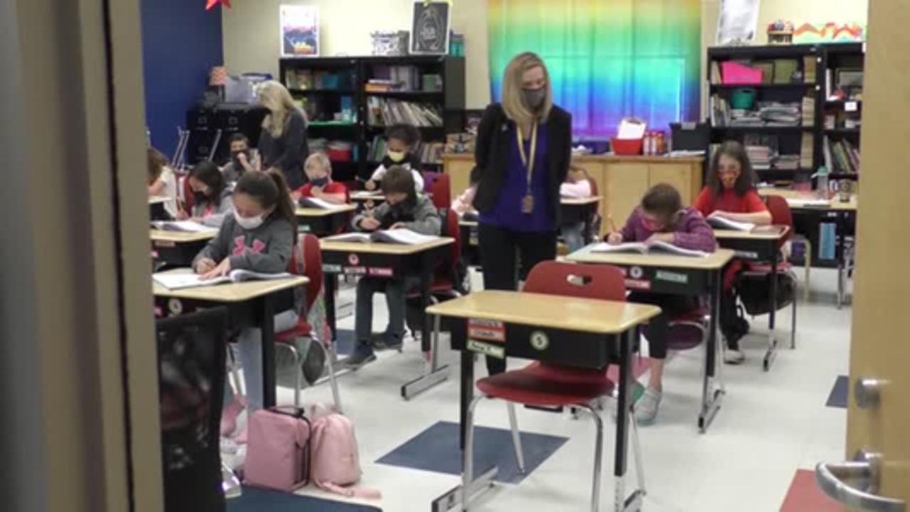 Delisle Elementary principal named MDES Administrator of the Year Finalist