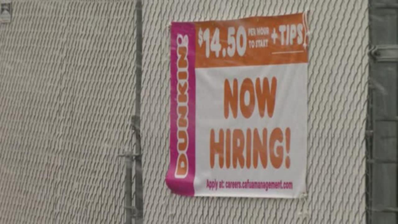 Gillibrand on hiring drought