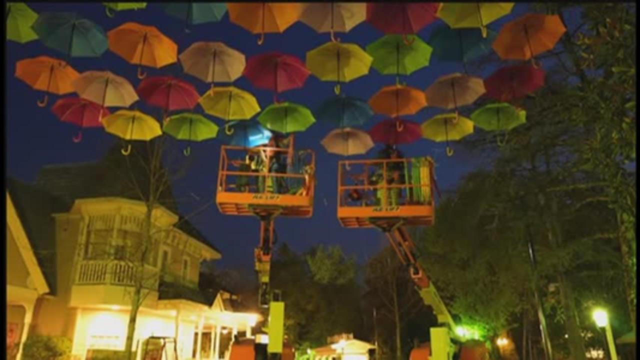Good Word: Dollywood Umbrellas