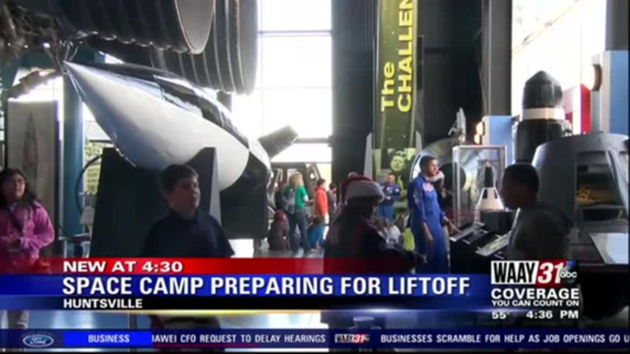 Huntsville's Space Camp prepares for summer camp, coronavirus safety precautions