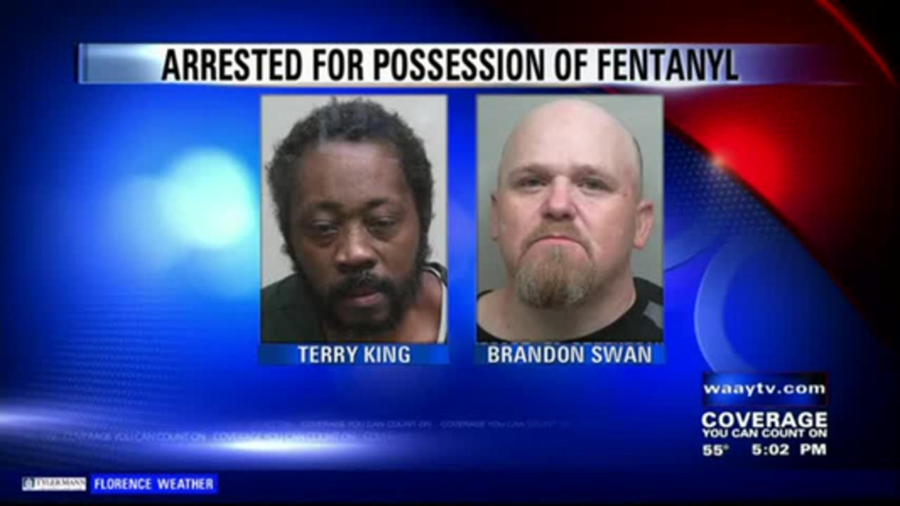 Fentanyl and heroin use, overdose deaths rising in Lauderdale County
