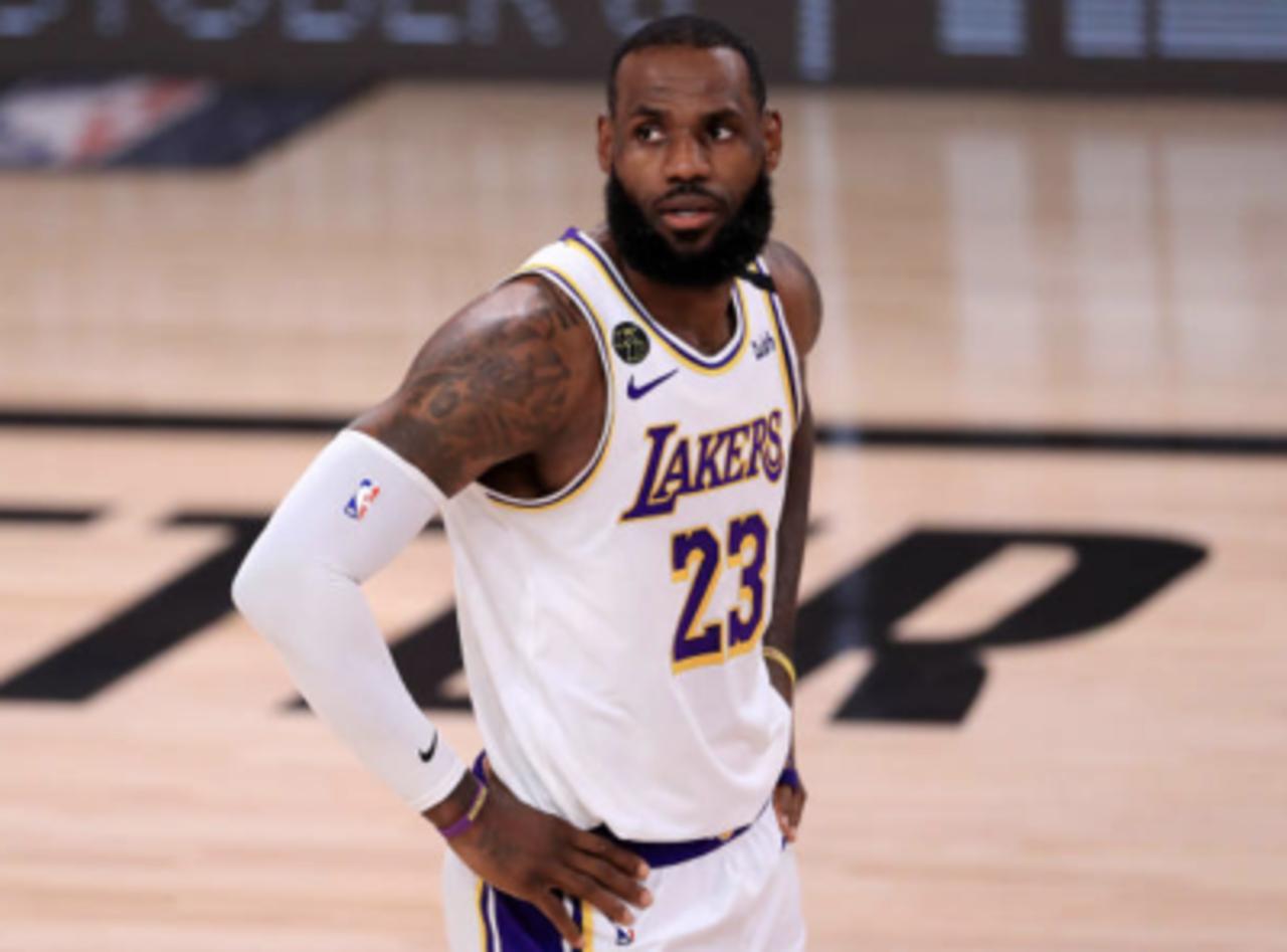 LeBron James Explains Now-Deleted Tweet About Ma'Khia Bryant Shooting
