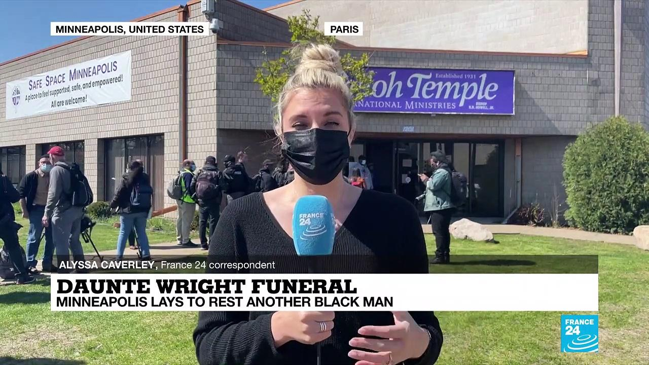 Daunte Wright funeral: After milestone police verdict, Minneapolis lays to rest another Black man