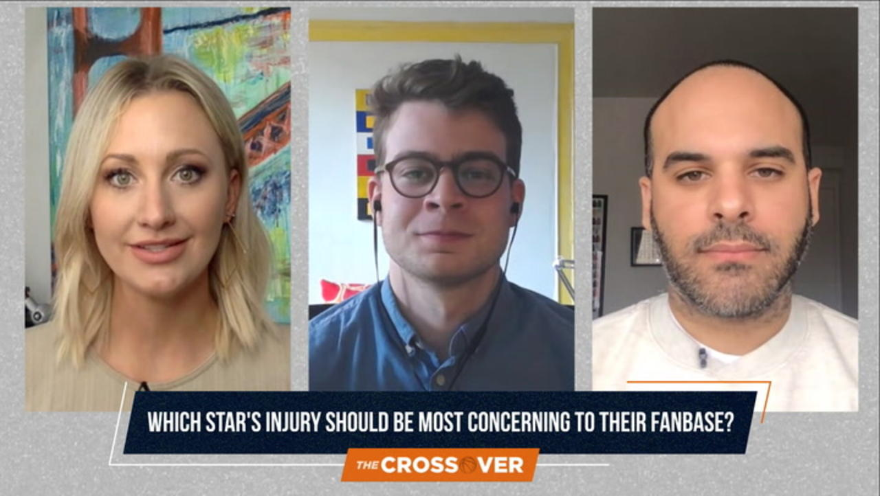 The Crossover: Which Star's Injury Should Be Most Concerning as We Near Playoffs?