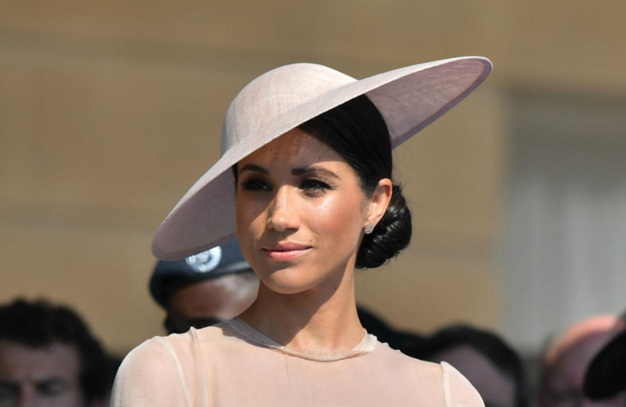 Duchess Meghan spoke with The Queen after Prince Philip's funeral