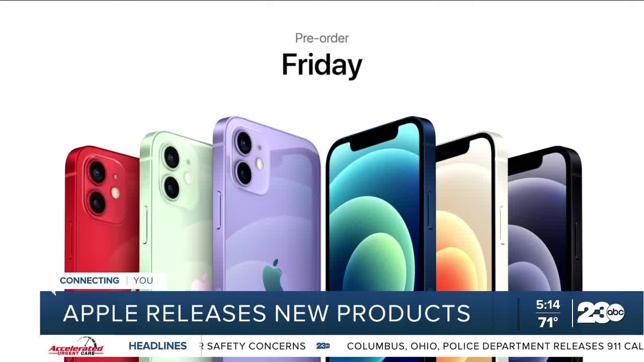 Apple releases new products
