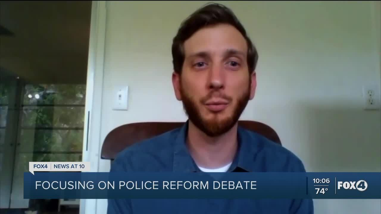 Local  Professor of History gives perspective on the future of policing after the Chauvin verdict