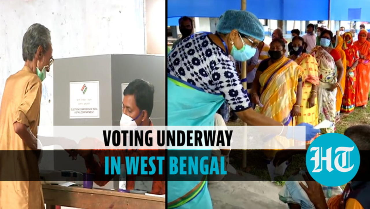 West Bengal votes in sixth phase of assembly polls: All you need to know