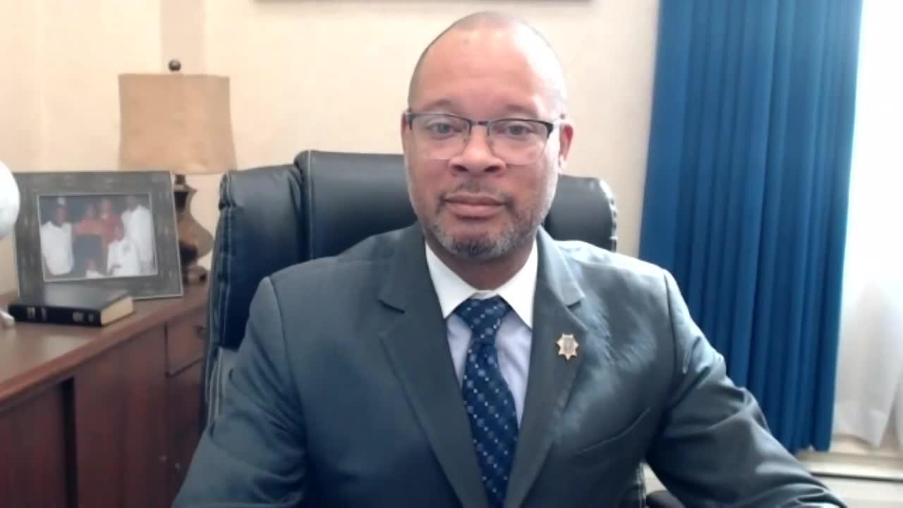 WATCH FULL | Attorney general Aaron Ford talks Derek Chauvin verdict, Jorge Gomez case, bills in Nevada Legislature