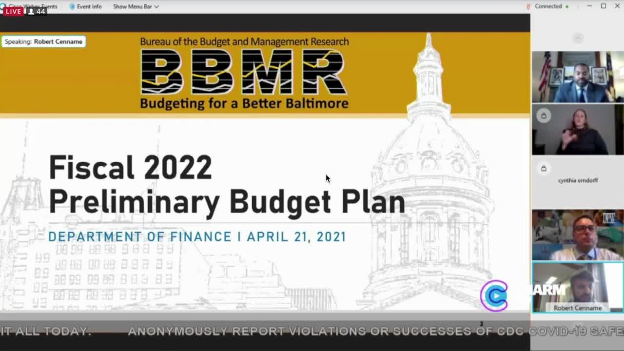 Weighing in on proposed budget