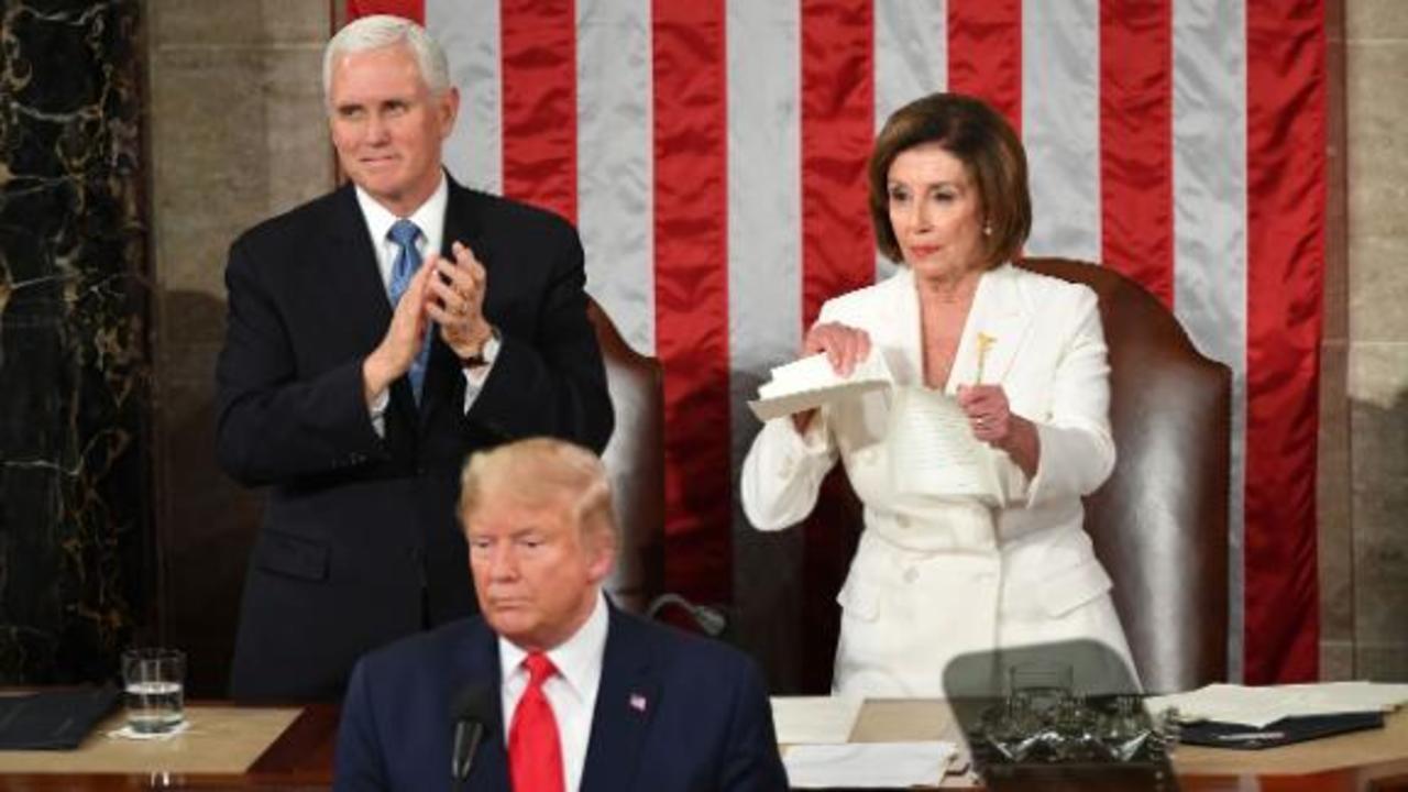 Author explains backstory of iconic Pelosi-Trump moment