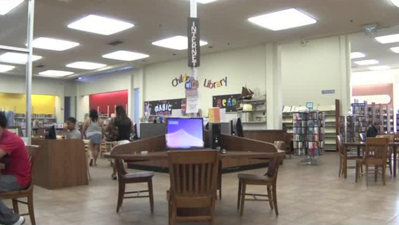 North Las Vegas Library District named finalist for 2021 IMLS National Medal