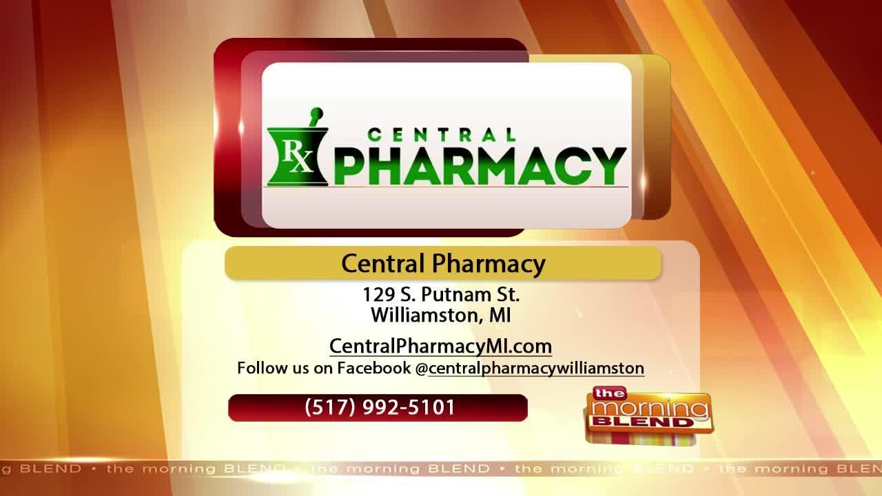 Central Pharmacy - 4/22/21