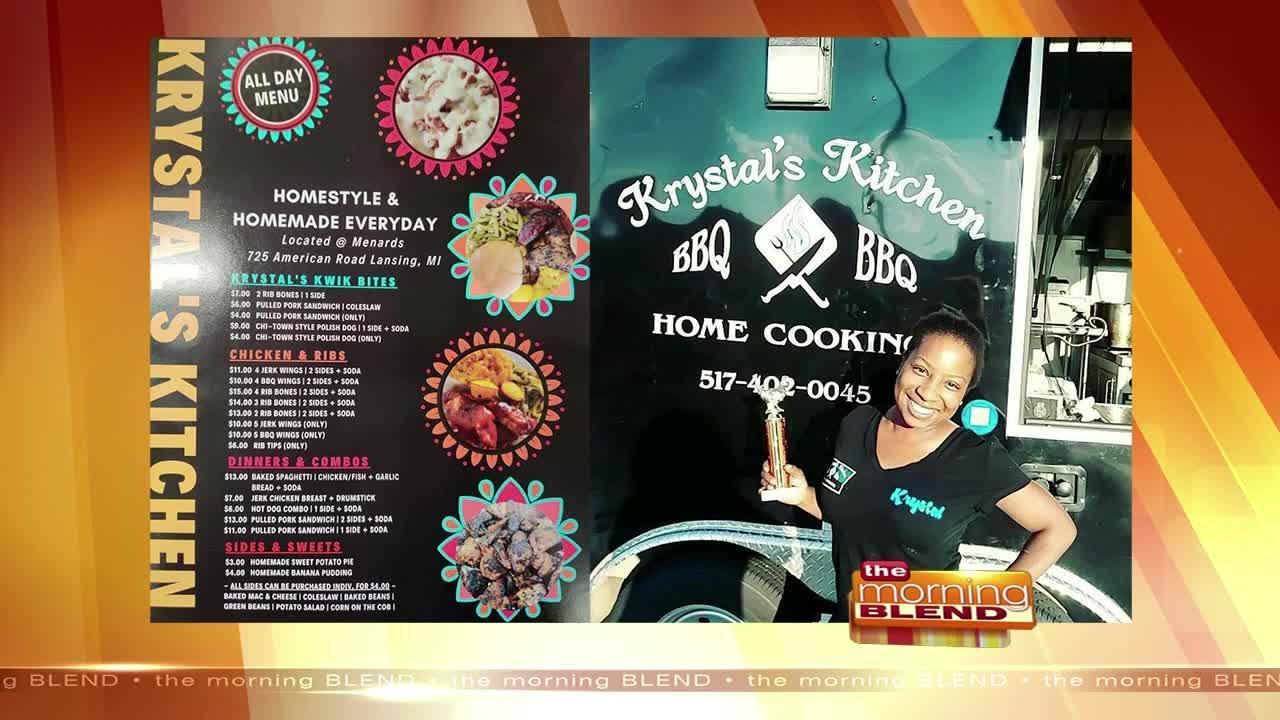 Krystal's Kitchen - 4/22/21