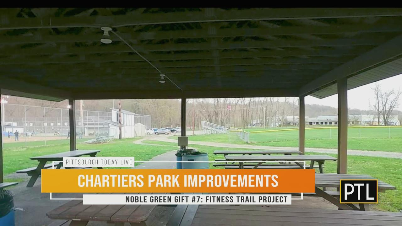 Noble Environmental Green Gifts: Chartiers Park, Westmoreland Co. Vets And More