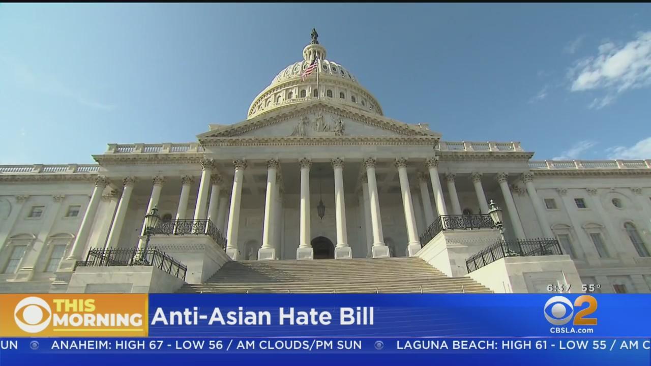 Senate Prepares To Vote On Anti-Asian Hate Bill