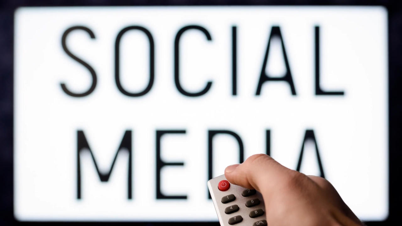 Frequent use of social media 'not the same as addiction'