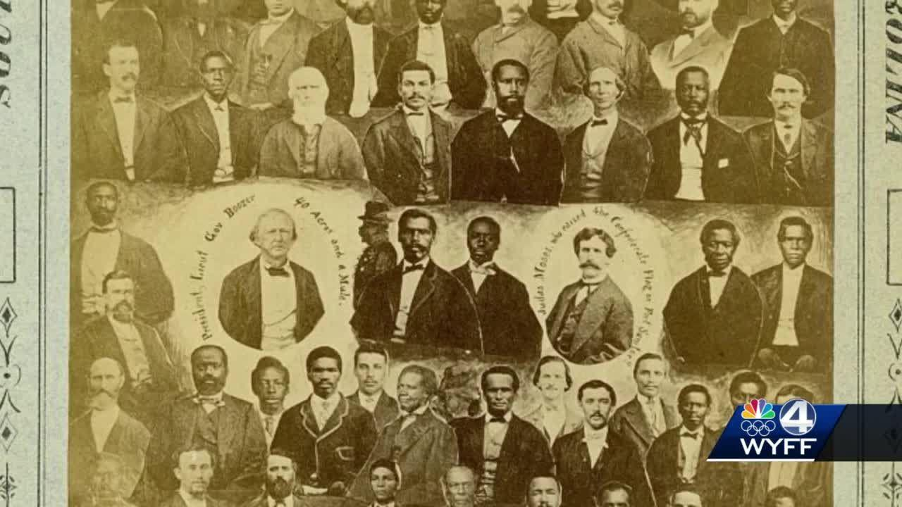 New bill would require college students to take class about historical African-American documents