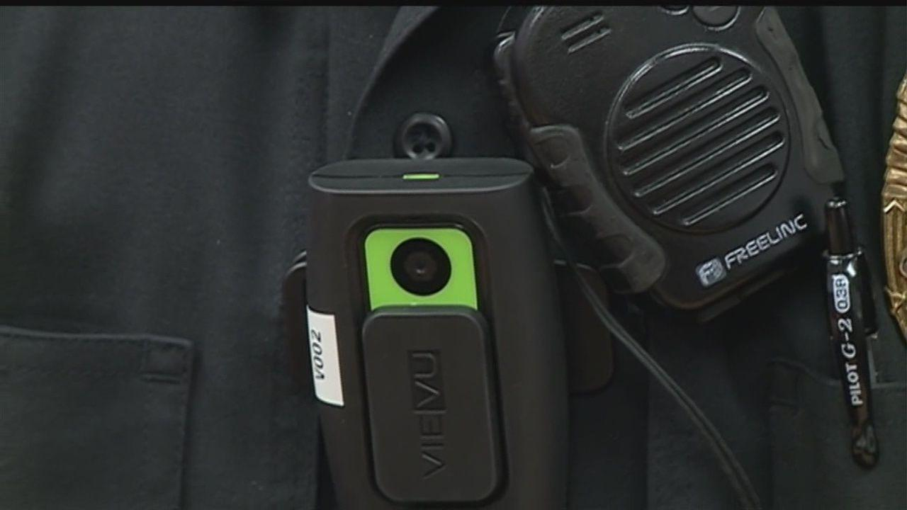 Kansas City Police Department shares new details about body-cam program