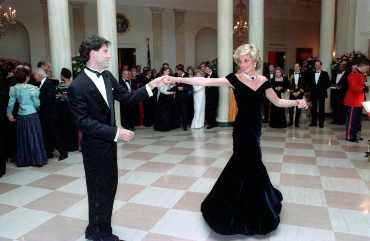 """John Travolta: Sein Tanz mit Prinzessin Diana war wie ein """"Märchen'"""