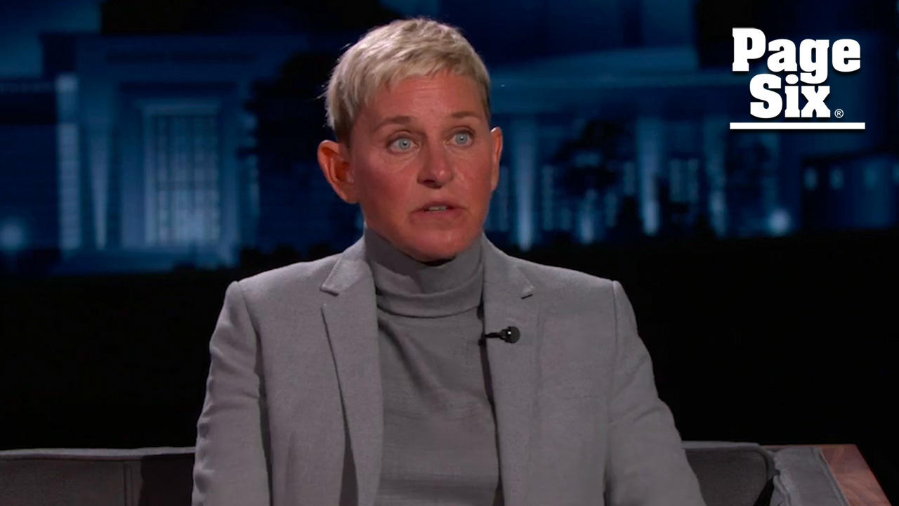 Ellen DeGeneres criticized for driving wife Portia de Rossi to ER after 3 'weed drinks'