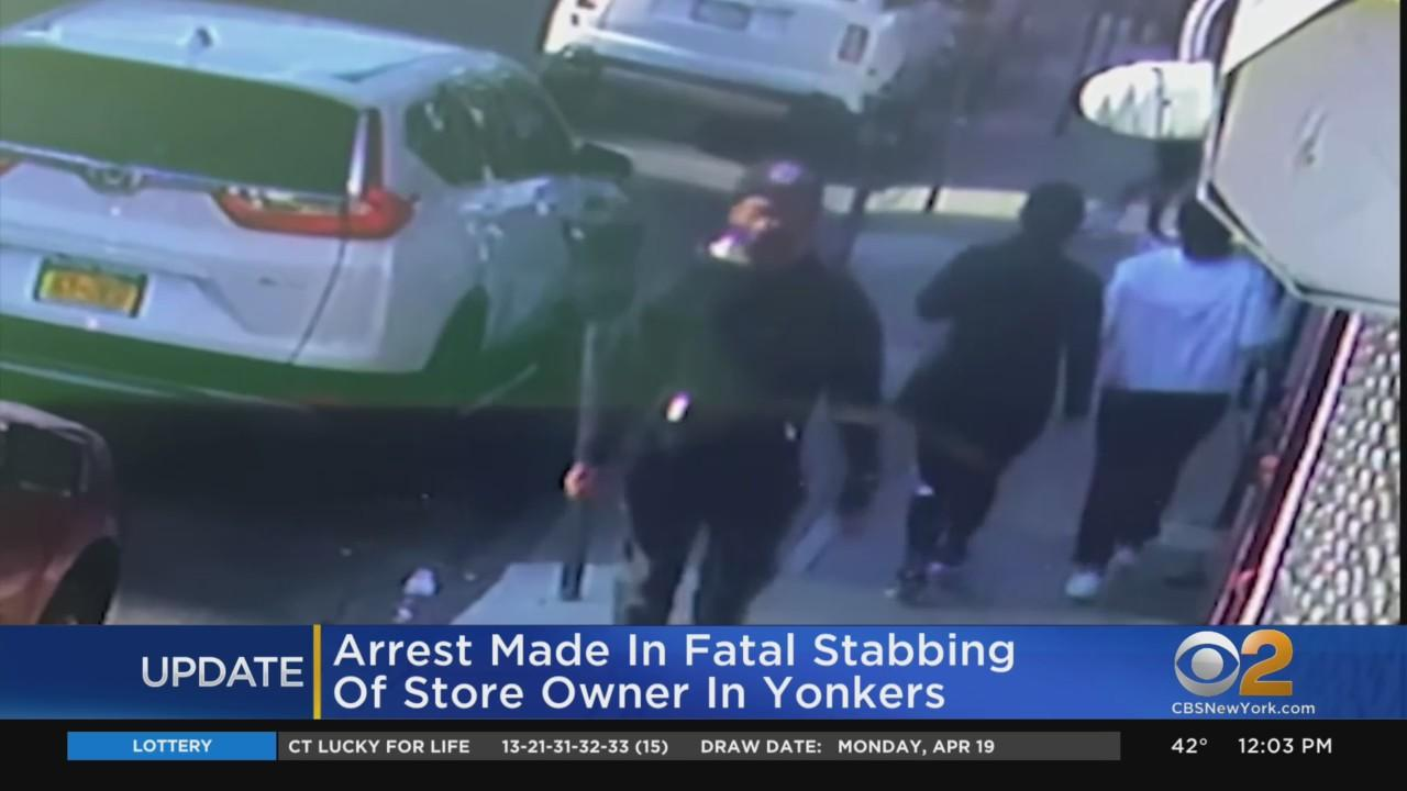 Arrest In Deadly Stabbing Of Yonkers Store Owner