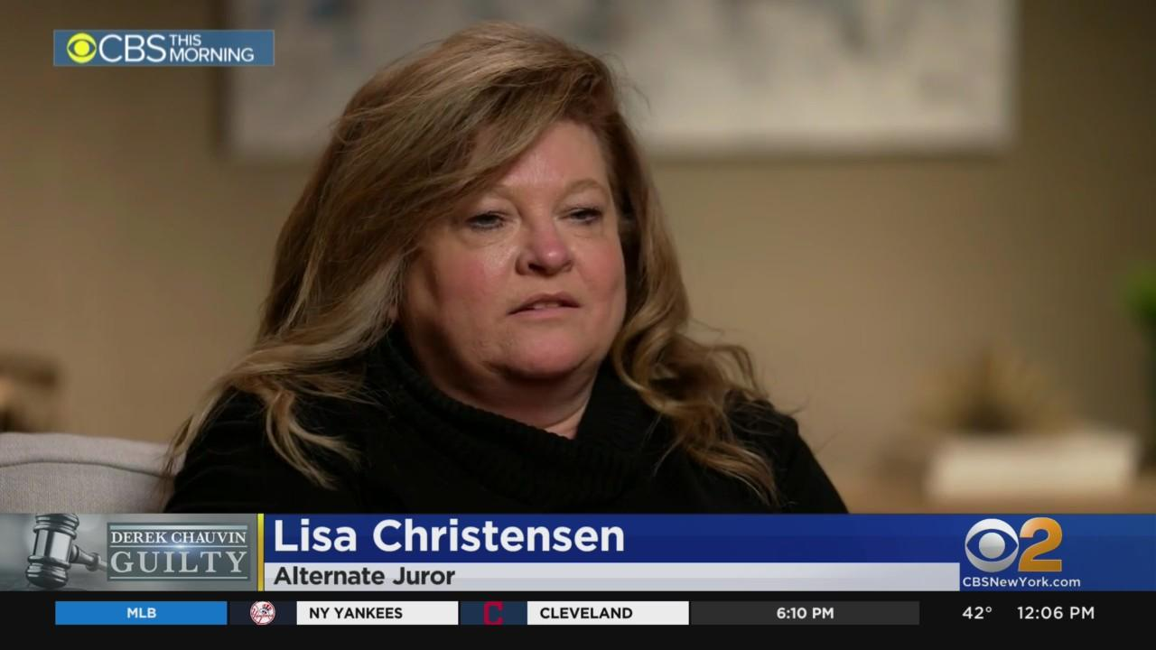 Alternate Juror Speaks Out About Chauvin Trial