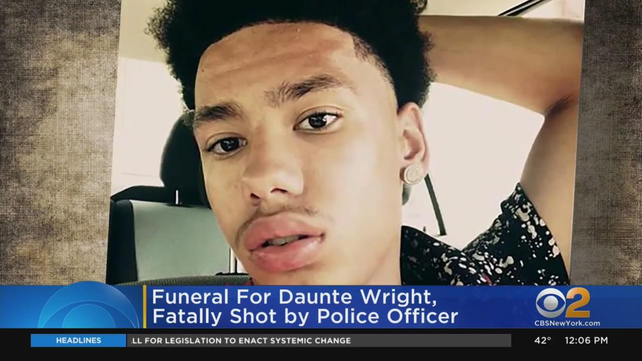Funeral Today For Daunte Wright