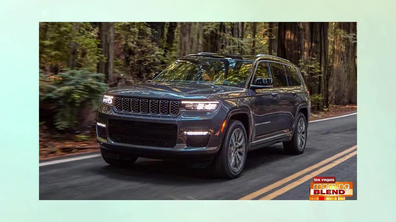 The All-New 2022 Jeep Wagoneer and Grand Wagoneer