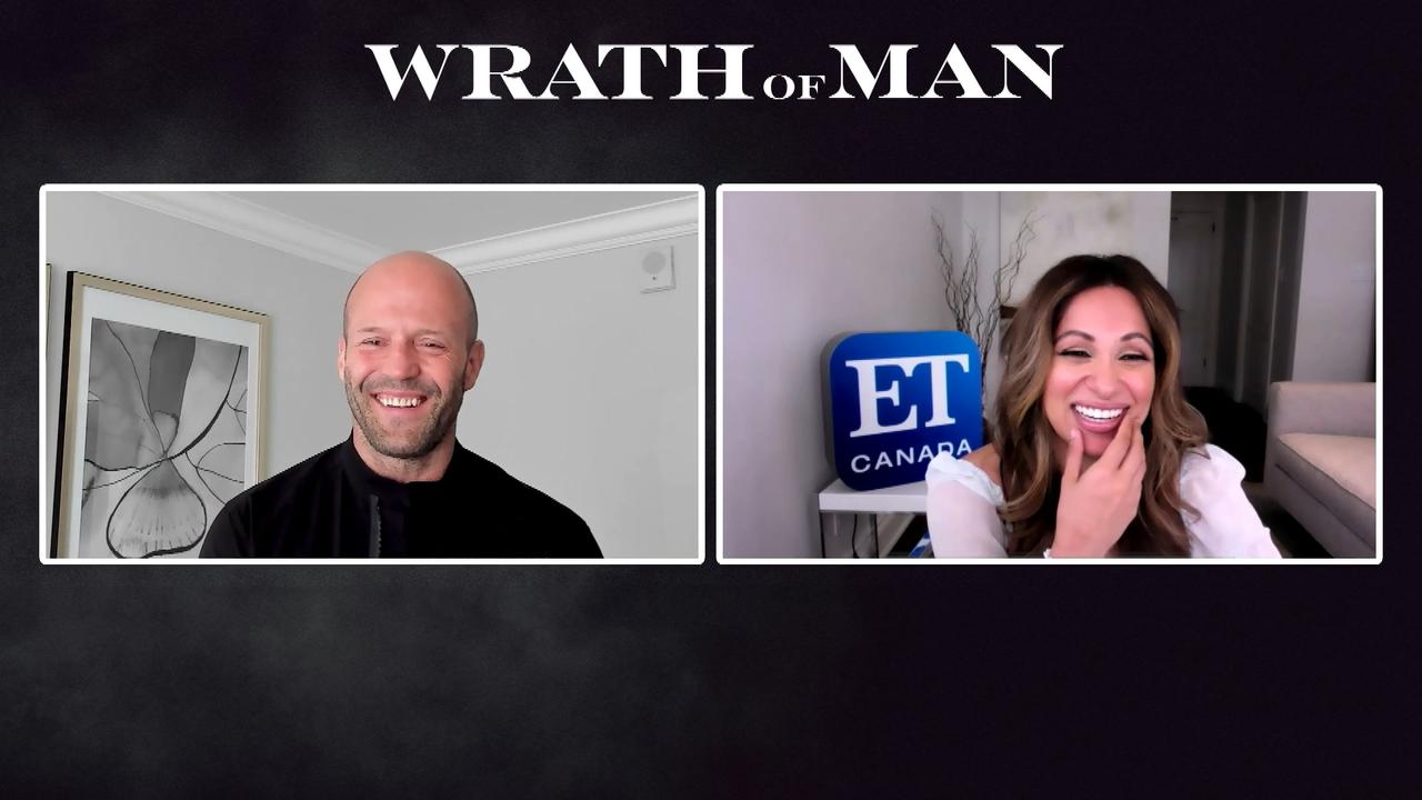 Jason Statham Reacts To 'Sexiest Bald Man' Poll