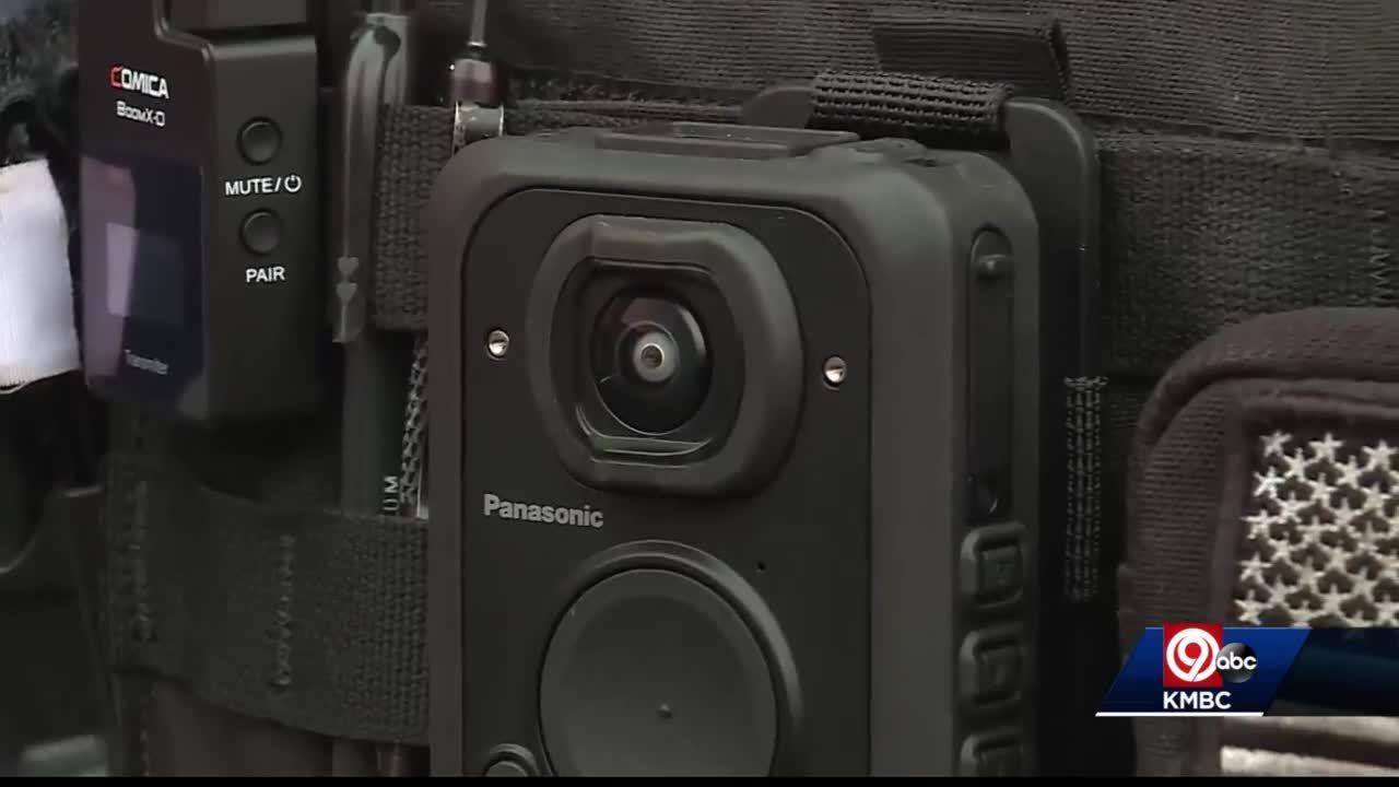 All Kansas City Police Department officers will wear body cameras beginning on Thursday