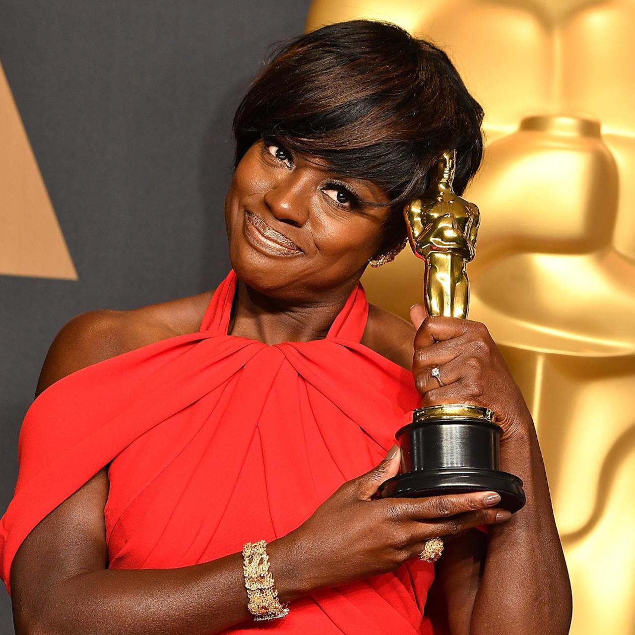 Best Actress nominee: Viola Davis